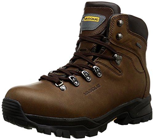 (Vasque Men's Summit Gore-Tex Waterproof Backpacking Boot, Coffee Bean,12 M US)