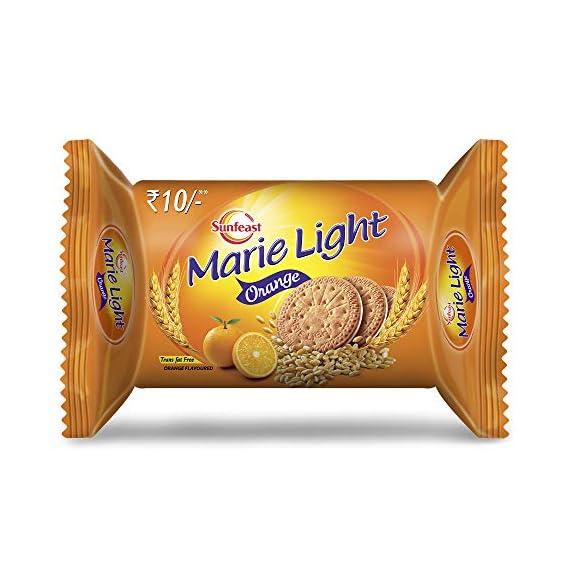 Sunfeast Marie Light, Orange, 75g