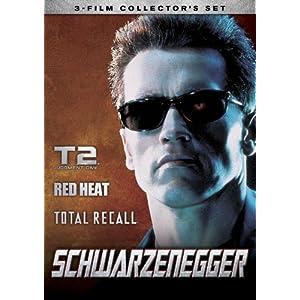 Schwarzenegger 3-Film Collection [DVD] (2012)
