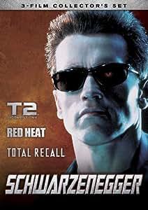 Schwarzenegger 3-Film Collection [DVD]