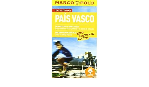 Guia pais Vasco - con atlas de viaje Marco Polo - Guias: Amazon.es ...