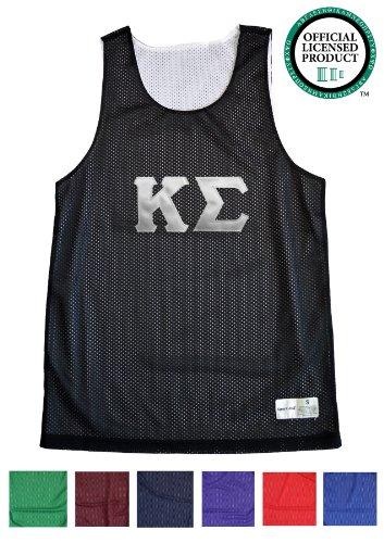 Ann Arbor T-shirt Company Men's KAPPA SIGMA Mesh Ksig Tank Top