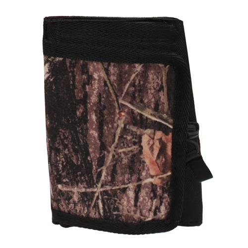 Gun Shell - Allen Rifle Shell Holder with Cover, Mossy Oak Break-Up Country camo