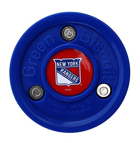 Green Biscuit Original NHL New York -