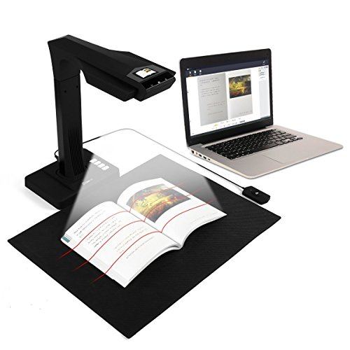 CZUR Book & Document Scanner with Smart OCR for Mac and Windows by CZUR