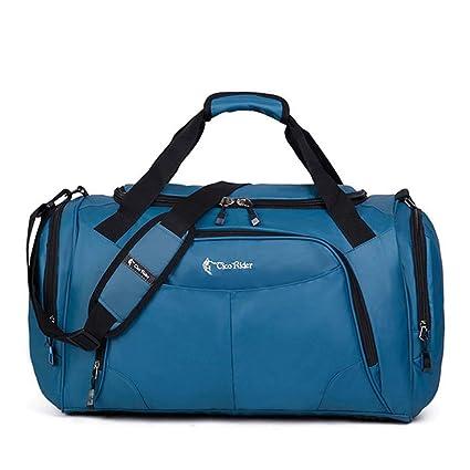 7c161e03fedc Amazon.com: FHGJ Multifunction Gym Bags Women Shoulder Crossbody ...