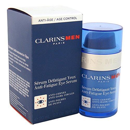 Clarins Men Anti-Fatigue Eye Serum Anti-dark Circles, 0.6 Ou