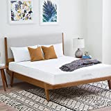 Linenspa 10 Inch Gel Memory Foam Mattress - Dual Layered - CertiPUR-US Certified - Medium Feel - 10 Year Warranty - Full Size