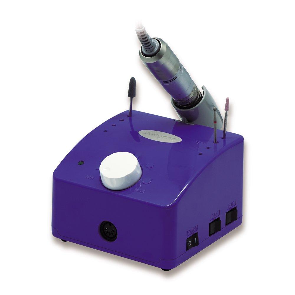 Marathon K35 Cube Nail Drill Machine, Blue