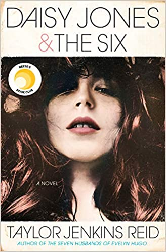 Image result for daisy jones and the six book