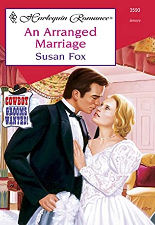book cover of An Arranged Marriage
