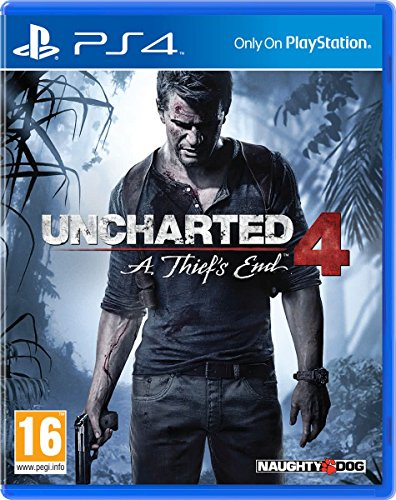 Uncharted 4 A Thief's End PlayStation 4