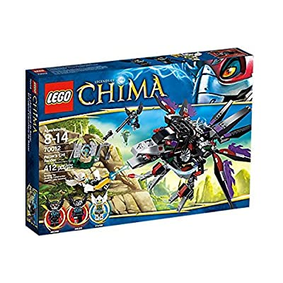 LEGO Chima 70012 Razars CHI Raider: Toys & Games [5Bkhe0205518]
