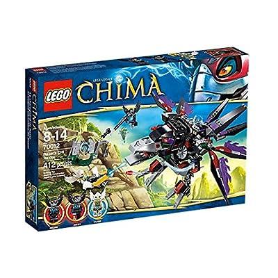 LEGO Chima 70012 Razars CHI Raider: Toys & Games
