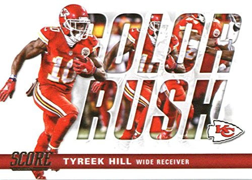 Score Tyreek Kansas Chiefs Football