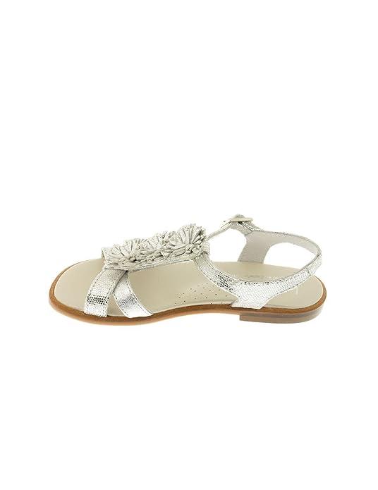 : Beberlis Pompones argento Sandalo 32 Argento Compra Venta Tienda En Linea Espacio Libre En Busca De 5a5BB2zmy