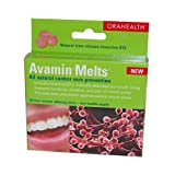 Orahealth Avamin Melts, 60-Count Box