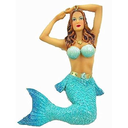 51ksWfpEThL._SS450_ Mermaid Christmas Ornaments