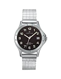 Certus Paris Men's 616004 Classic Analog Quartz Expansion Band Watch