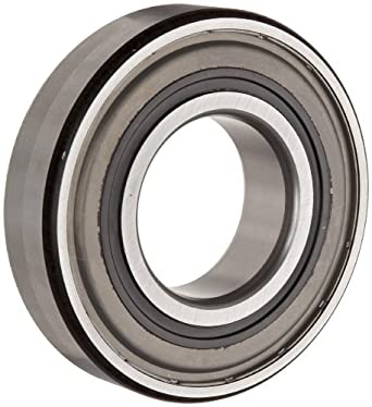 Max RPM 21 mm Width No Snap Ring Metric 80 mm OD 4150 lbs Static Load Capacity Timken 307PP Ball Bearing 8500 lbs Dynamic Load Capacity 35 mm ID Double Sealed