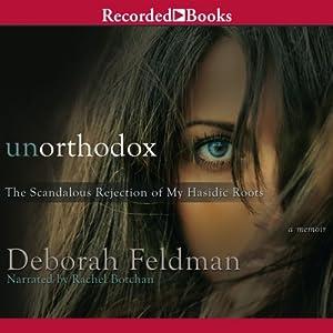 Unorthodox Audiobook