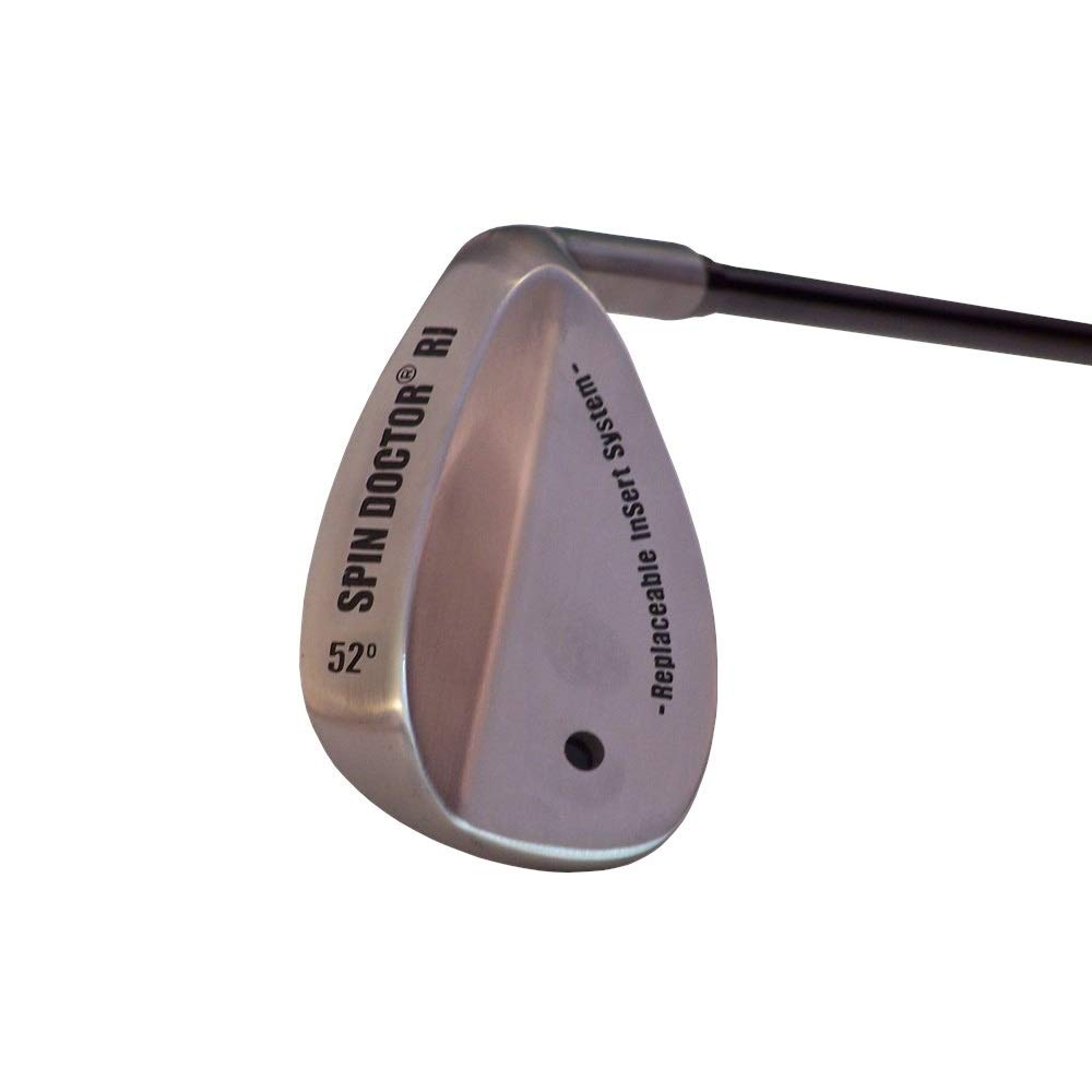 New Spin Doctor RI 52 Degree Pitching Golf Wedge - Steel - Left by Spin Doctor