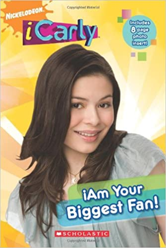 iWanna Stay! (iCarly) (Chapter Book)