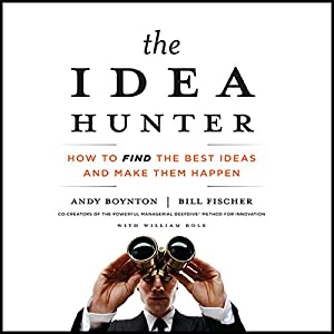 The Idea Hunter Audiobook