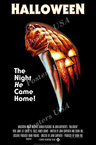 Posters USA Halloween Movie Poster GLOSSY FINISH - FIL116 (24