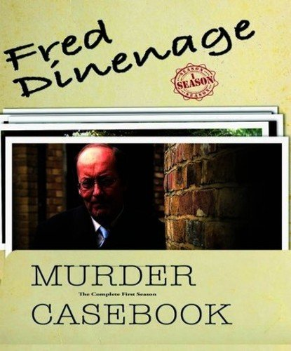 Fred Dinenage: Murder Casebook - The Complete First Season [Blu-ray]