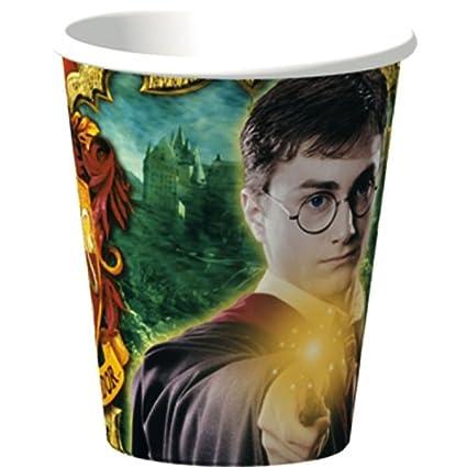 Amazon.com: Harry Potter vasos de papel: Toys & Games