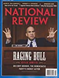 National Review Magazine February 19, 2018 Raging Bull