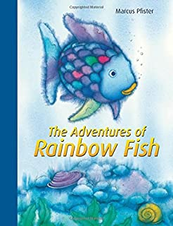Rainbow fish to the rescue marcus pfister 9783314015748 amazon the adventures of rainbow fish a collection the rainbow fish fandeluxe Choice Image