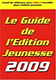 Image de le guide de l'édition jeunesse (édition 2009)