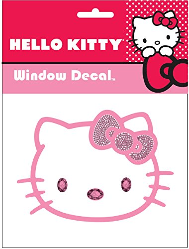 CHROMA 001122 Hello Kitty Cling Bling Decal (Hello Magnet Kitty)