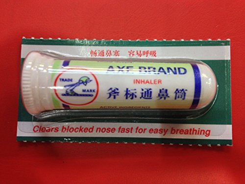 Singapore Generic Axe Brand Inhaler Clears Blocked Nose Fast For Easy - Brands Singapore
