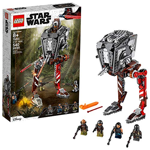 LEGO Star Wars AT-ST Raider 75254 The Mandalorian Collectible All