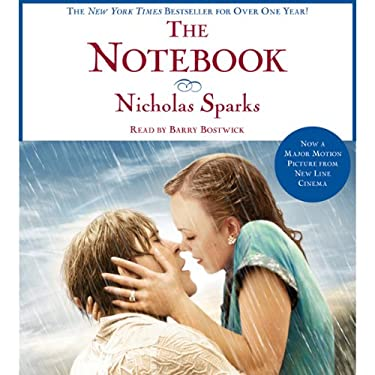 nicholas sparks author of the notebook audible  the notebook