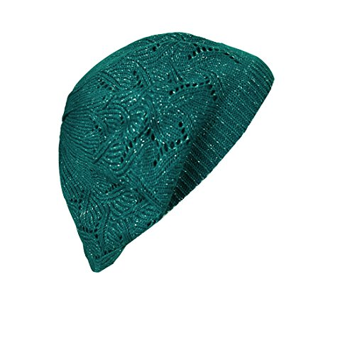 Landana Headscarves Beret With Lurex