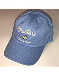 Masters golf hat carolina blue script logo augusta national new 2019  masters pga 298457156348