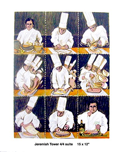 Jeremiah Tower 4-4