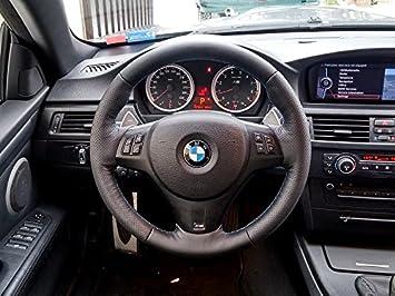 RedlineGoods BMW 1-series E82-E87 2004-13 cubierta del volante M: Amazon.es: Coche y moto