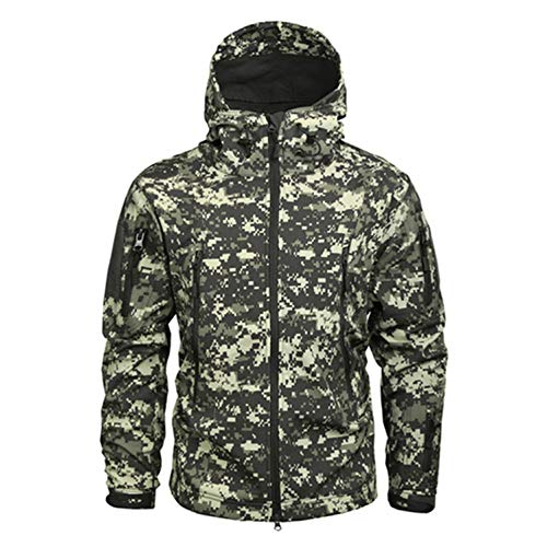 Used, Mege Shark Skin Soft Shell Military Tactical Jacket for sale  Delivered anywhere in USA