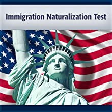 Immigration Naturalization Test Audiobook by Deaver Brown Narrated by Deaver Brown