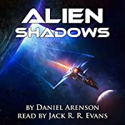 Alien Shadows: Alien Hunters, Book 3 | Daniel Arenson