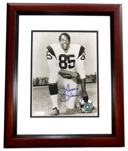 Lamar Lundy Signed - Autographed Los Angeles Rams 8x10 inch Photo ...
