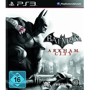 [Amazon] 3x Batman: Arkham City kaufen und nur 59,90€ zahlen! Ideal für Freunde/Bekannte!