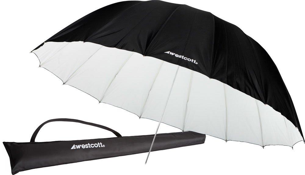 Westcott 2,2 m Parabolische Regenschirm