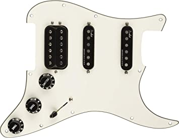 Guardabarros para guitarra eléctrica Fender Pre-Wired Strat ...