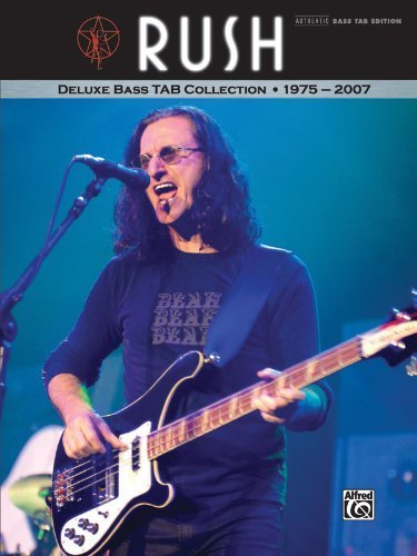 Bass Maple Deluxe (Deluxe Bass TAB Collection: Authentic Bass TAB by Staff, Alfred Publishing (2009) Paperback)